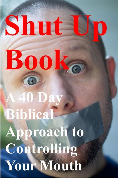 Shut Book Cover Design