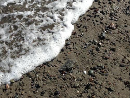 sea sand