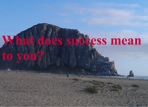 what does success..