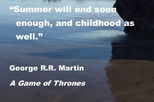 george martin summer