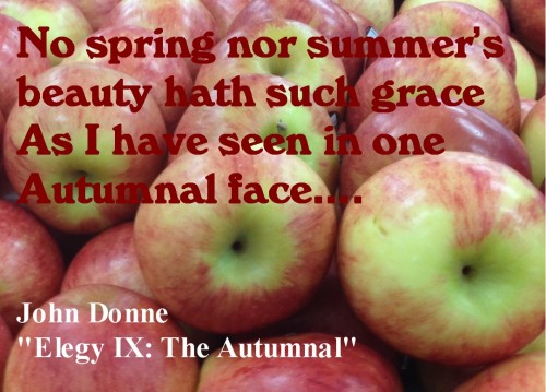 autumnal face