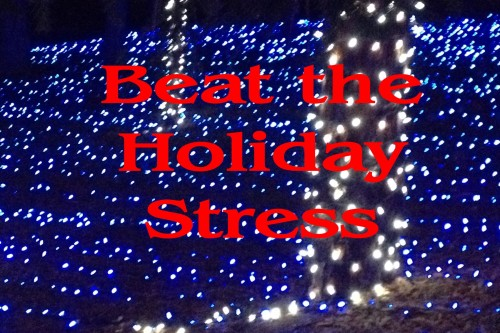 Beat the holiday stress