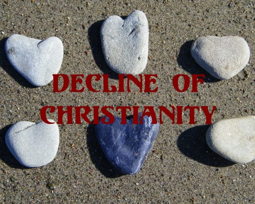 decline of christianity