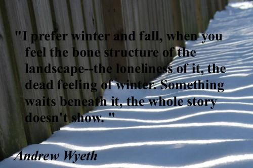 i prefer winter and fall