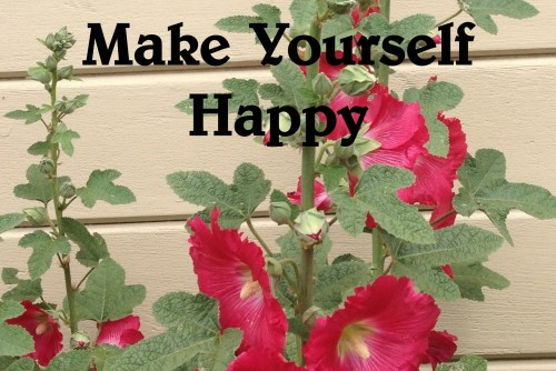 Make yourself happy
