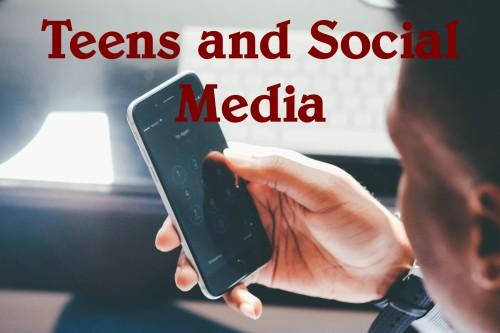 tens and social media