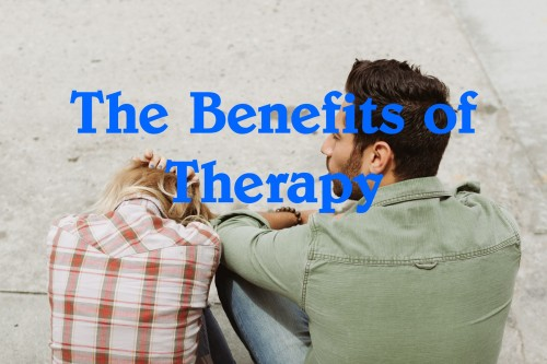 The benifits of therapy