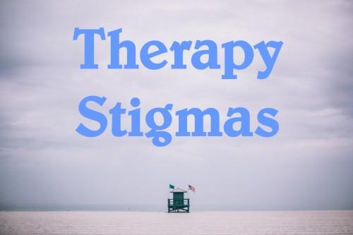 Therapy stigmas