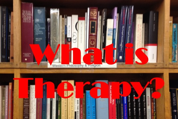 waht is therapy