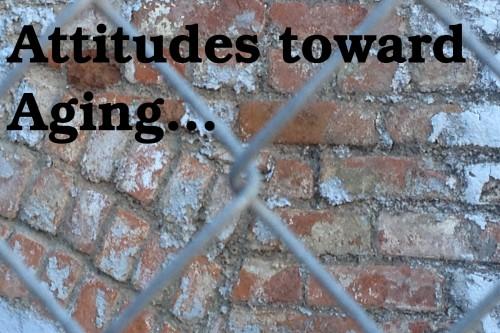 aging attitudes
