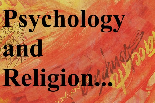 psychology and religion