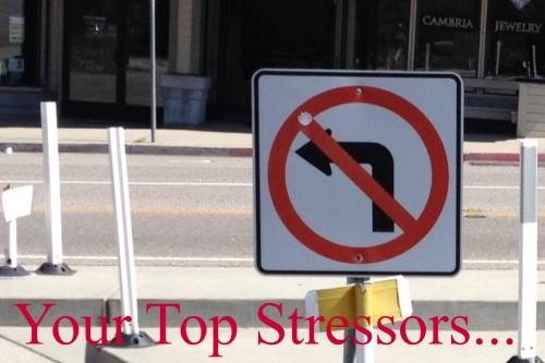 top stressors