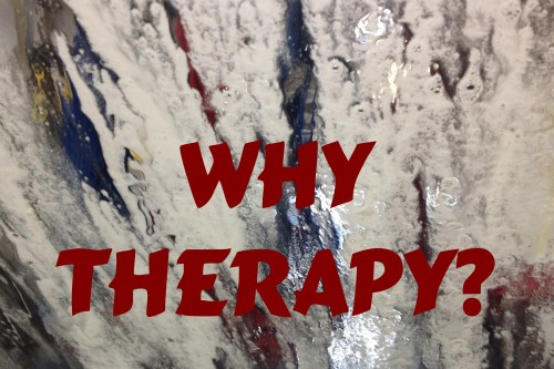 why therapy