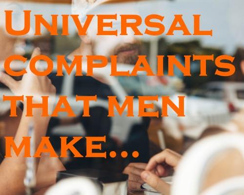 universal complaints