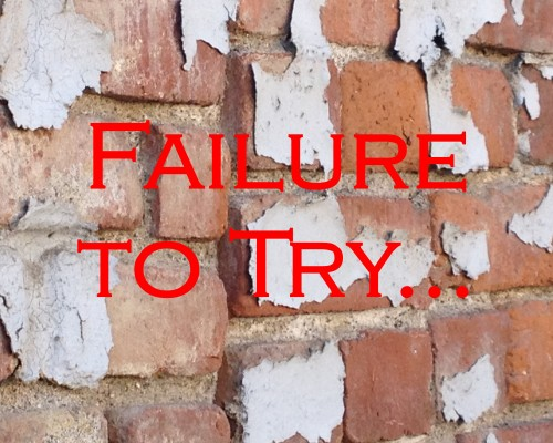 failure-to-try