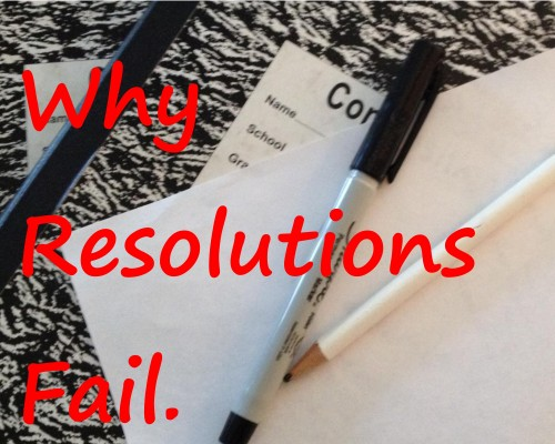 why-resolutions-fail