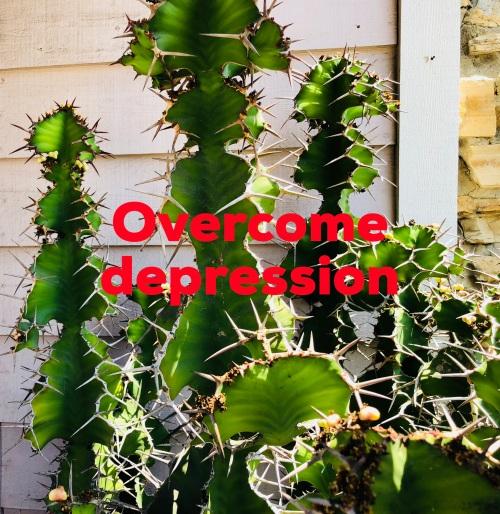 overcome depression 2